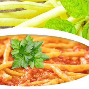Mâncare de Fasole Verde Scăzută cu Usturoi și Bulion (Fasole Păstăi Ardelenească în 8 Pași)