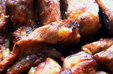 Friptură de Porc la Cuptor cu Bere (Friptură din Coaste de Porc în 8 Pași)<span class=