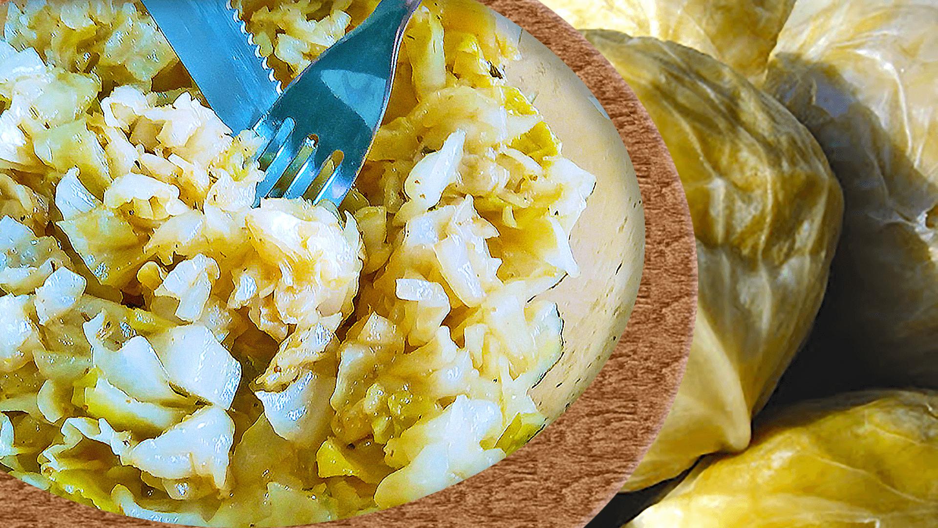 Salată de Varză Murată cu Ulei