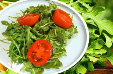 Salată de Rucola Simplă cu Ulei de Măsline în 5 Pași<span class=