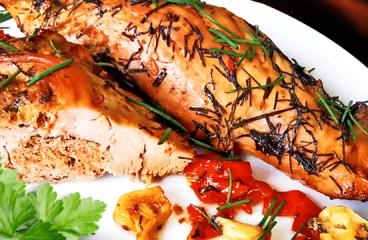 Mușchiuleț de Porc Umplut cu Carne Tocată (Rețetă de Mușchiuleț la Cuptor în 15 Pași)<span class=